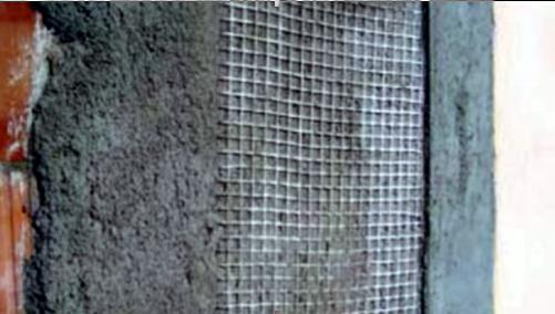 4X4mm 75G/M2 Alkali-Resistant Fiberglass Mesh Used in Wall Reinforcement