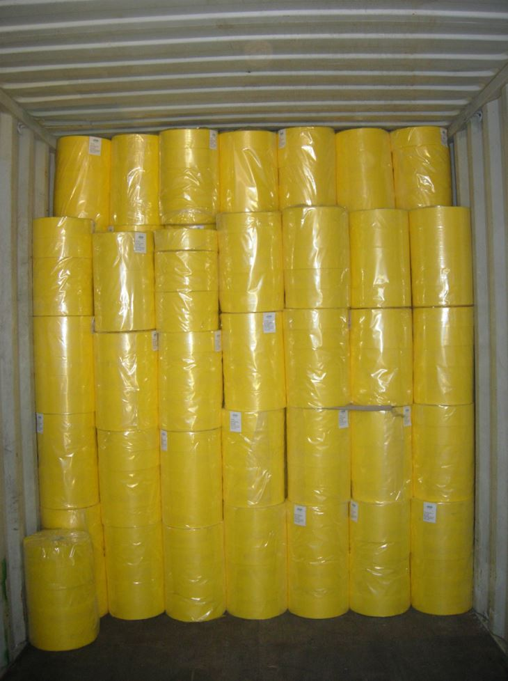 Fiberglass Pipe Wrapping Tissue
